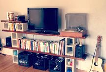 home [basement]