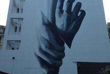 Exarcheia Athens / Graffiti
