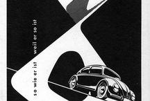 VW Adverts / a collection of adverts for VW vehicles / by Alan West