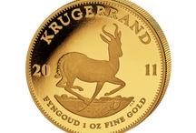 Gold / South African Kruggerrand