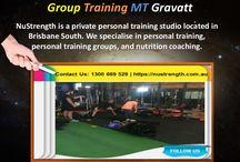 Group Training Mt Gravatt