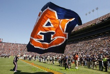 Auburn Football / by Nancy Bradford