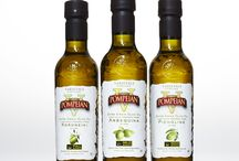 Pompeian Varietals Collection  / The Pompeian Varietals Collection is a premium line of mono-varietal extra virgin olive oils that celebrate the unique taste profiles of single olive varieties. / by Pompeian Inc