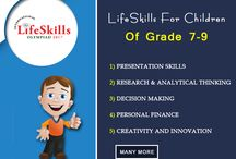 ILSO Curriculum / Enroll your child for the World's 1st Online Life Skills Olympiad and tool them with the right skills to compete and lead in the 21st century ---> https://goo.gl/ppYI5H