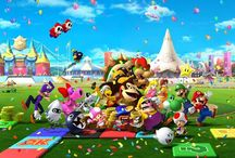Mario Party 8 / A collection of artwork, screenshots and other images from Mario Party 8 for the Wii.  Visit http://www.superluigibros.com/mario-party-8 for more information on this game.