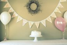 For the love of bunting / by Johnna Hamilton