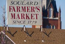 SOULARD MARKET / Pictures of the Historic Soulard Farmers Market in St. Louis, Missouri.