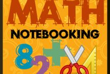 Homeschool: Math (Notebooking) / by Lilliput Station