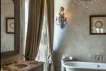 Bath time / Fabulous bathrooms