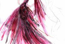 Illustrazione / Disegni moda