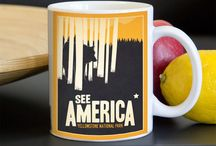 Mugs / Mugs from the Creative Action Network!