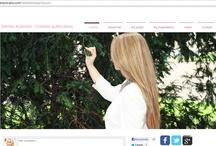 Blog moda sencilla