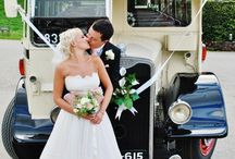 Wedding Transport / Ways of travelling in style on your special day
