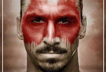 MUFC: Zlatan Ibrahimovic / The best images of Manchester United's no.9, Zlatan Ibrahimovic.