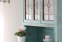 DIY_ aufgefrischte Möbel