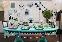 festa de pandas