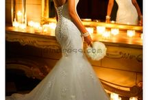 Bridal Gowns That Drop Jaws / Your wedding dress makes a statement to who you are and how you would like to be perceived on your big day. Check out some dresses that make us drop our jaws!