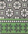 Knitting: scandinavian patterns