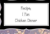 Quick chicken meals