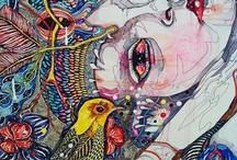 Contemporary - Del Kathryn Barton