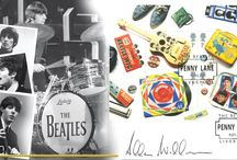 Music Gifts and Memorabilia / Music First Day Covers, the ideal unique gift for music lovers!
