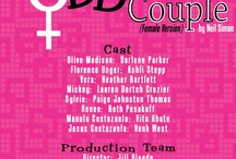 The Odd Couple (Female Version) / by Theatre Charlotte