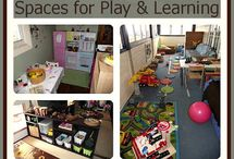 In Home Child Care spaces / by Nakita Murdock-Willis