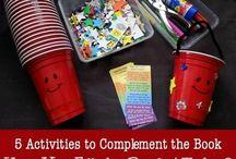 Bucket Filling Activities Preschool