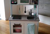 kuchyňka pro Káju