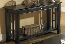 Console table, Table