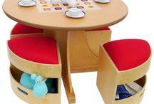 VDV Playroom ideas
