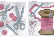 Cross stitch - handmade