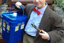 Doctor Who Costume / Stay in touch on Facebook! https://www.facebook.com/maskerix/