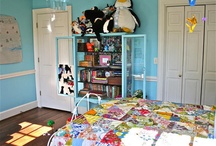 Sugar and spice and everthing nice-that's what little girls are made of... / Vintage/Retro Teenager rooms...