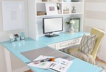 Home Office Makeover / by Kelly Swanson-Englert