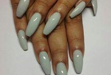 Nails;