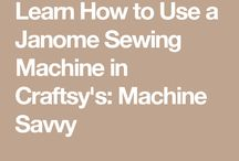 Sewing / How To Improve Your Sewing