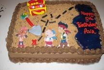 jake & pirates b-day party
