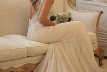 My wedding dress / A private board for wedding dress ideas <3