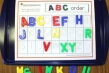 Pre handwriting activities