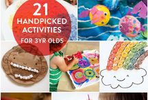 fun activities for 2-3 year olds