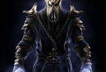 Elder of scrolls iv skyrim miraak