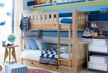 Boys room ideas / by Jen Gros