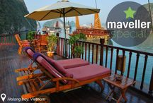 Maveller Specials / The best places to go in the world! Our Maveller Specials are chosen by the Maveller team as our favorites! Do you have special hotspots that are worth the 'Maveller Special', let us know!