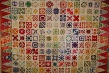 Dear Jane Quilts / by Stitchin' Heaven