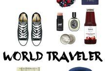 Travel things :3