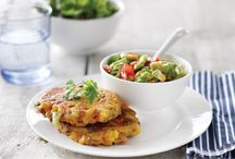 Healthy Meat Free Monday Recipes / Here's some of our favourite vegetarian recipes for some meat free Monday inspiration. For more vegetarian recipes check out: http://www.healthyfood.co.uk/category/dietary-requirement/veggie/