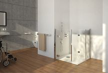 SERIES 4000 / Non è solo un box doccia, è comfort per TUTTI. It's not just a shower enclosure, it's comfort for EVERYONE.