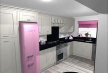 Kitchen CAD designs  / CAD designs from the Dobsons team
