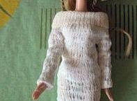 Dolls - clothes etc. diy